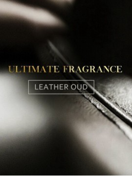 Almas Leather Oud Perfume