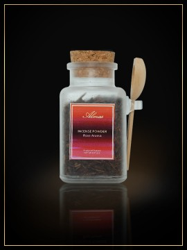 Incense Powder Rose Aroma